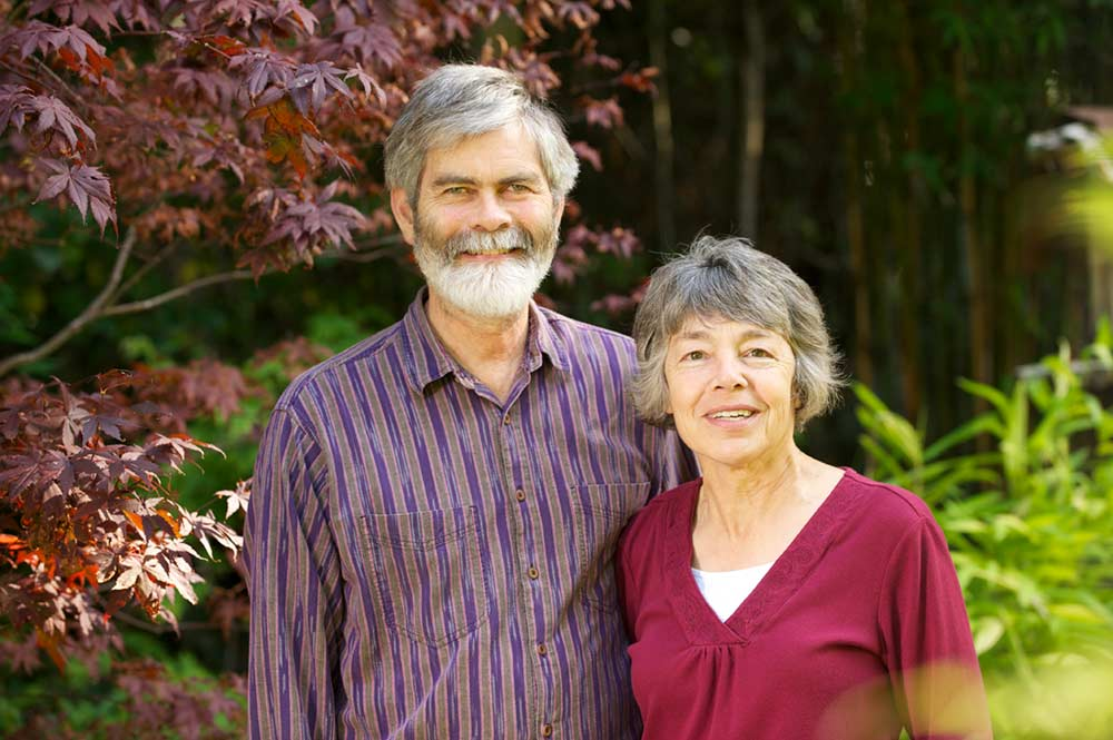 Photo of Jerry and Gisela Rohde
