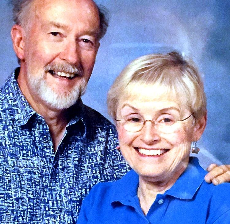 HSU Alumni Larry & Leah Westmoreland